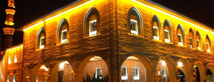 Hacı Bayram-ı Veli Camii is one of gezilen beğenilen mekânlar.
