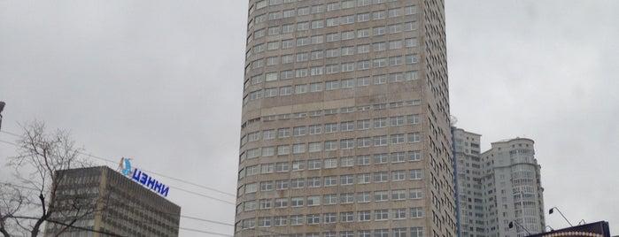 Остановка «Проспект Вернадского, 97» is one of Среда, суббота.