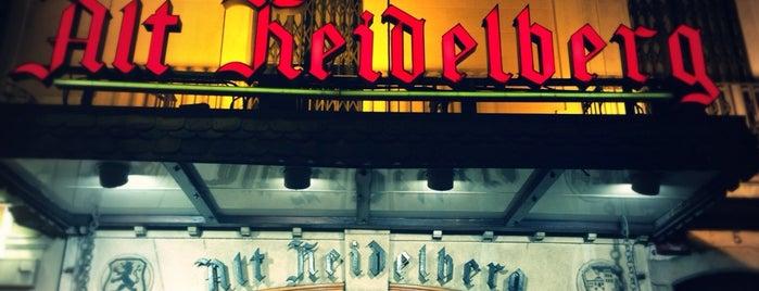 Alt Heidelberg is one of M&M Barcelona centre.