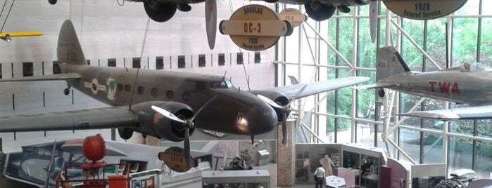 National Air and Space Museum is one of D.C..