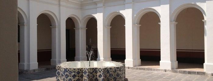 Museo del Carmen is one of Museos · Galerías · Centro Cultural.