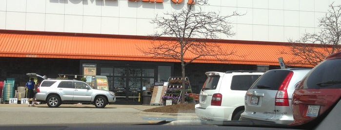 The Home Depot is one of Guide to Schaumburg's best spots.