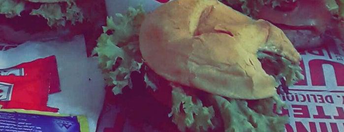 Smash Burger is one of Most Burger in Dammam & Khobar.