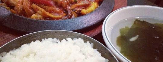 Kyung Joo Korean Restaurant is one of makan @ KL #16.