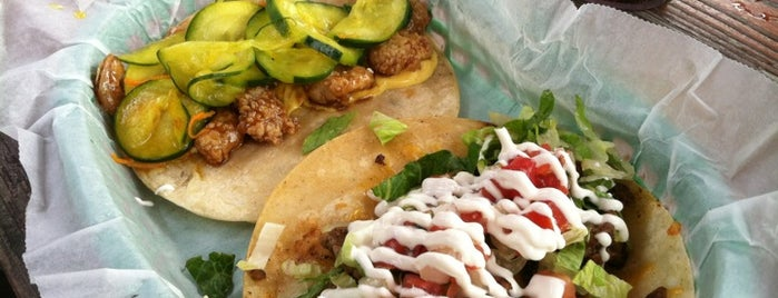 White Duck Taco Shop is one of Asheville.