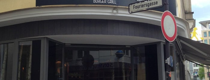 Hans im Glück - Burgergrill is one of Burger!.