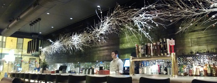 Wood is one of Chicago Restaurant To-Do List.