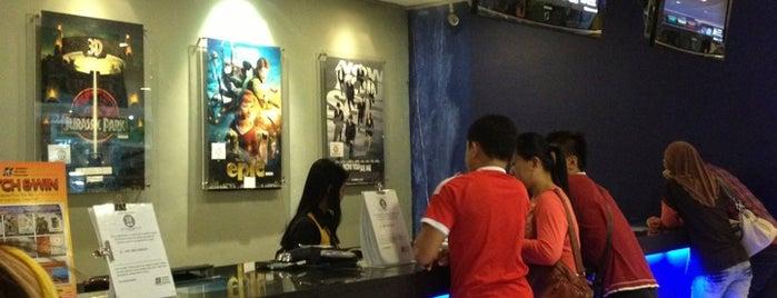Golden Screen Cinemas (GSC) is one of Kota kinabalu.
