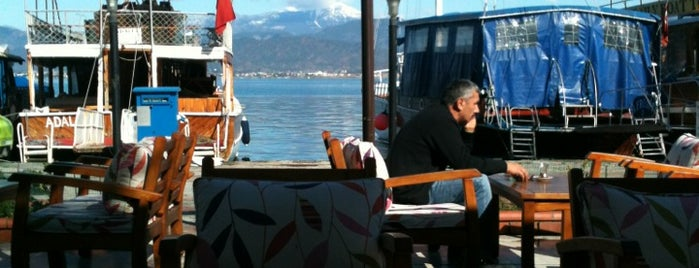Address Cafe is one of Best places in Fethiye.