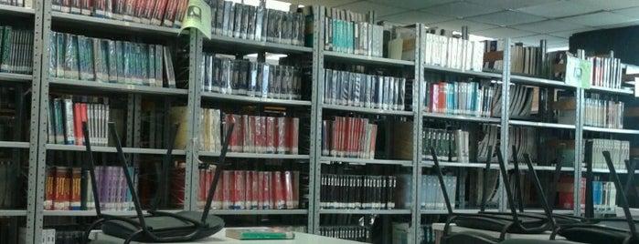 Biblioteca ESCOM is one of DF Todas.