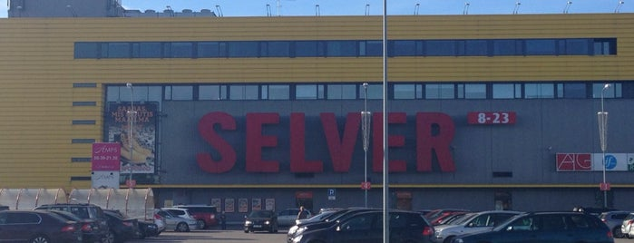 Järve Selver is one of Guide to Tallinn's best spots.