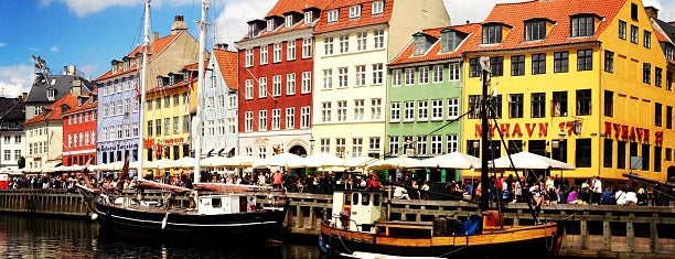 Nyhavn is one of I love CPH.
