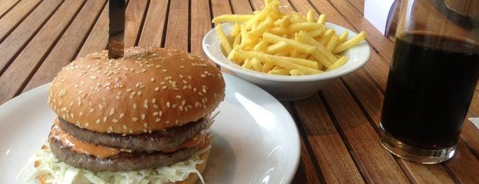 Silberkugel is one of Burger Zürich.
