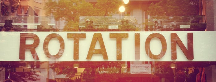 Rotation Boutique Berlin is one of Testen: Shopping.