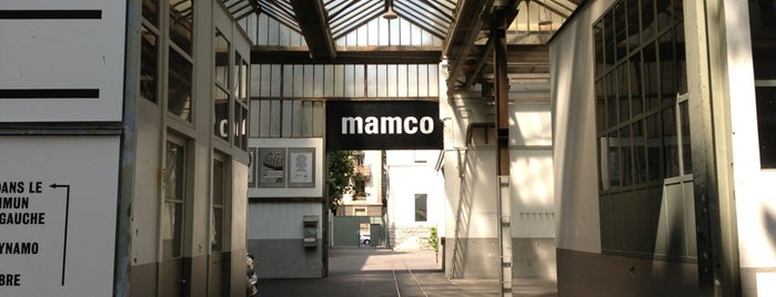 MAMCO - Musée d'Art Moderne et Contemporain Genève is one of Art.