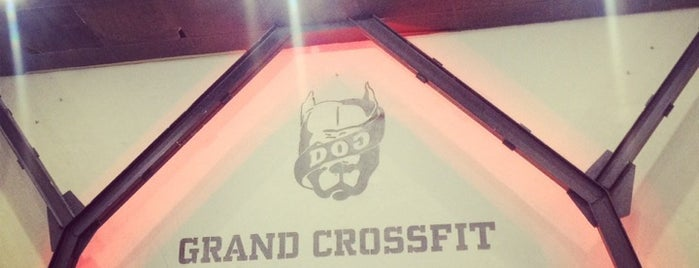 DOG & Grand CrossFit is one of Оболонь.