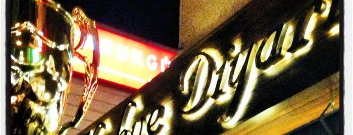 Kahve Diyarı is one of Istanbul Shesha.