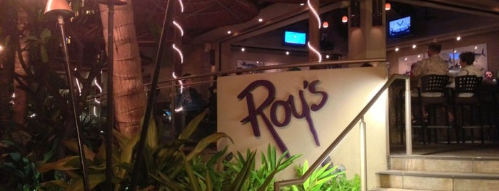 Roy's Waikiki is one of Hawaii Munchies.