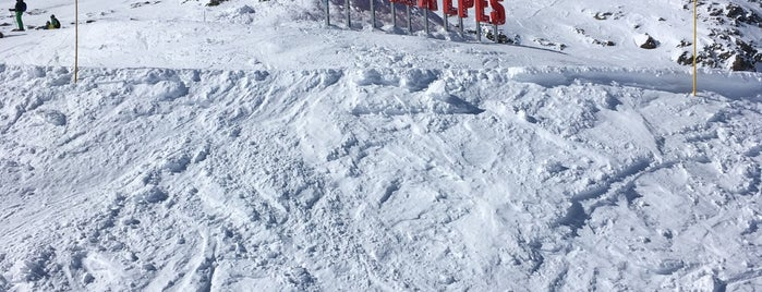 Burton supported Snow Parks