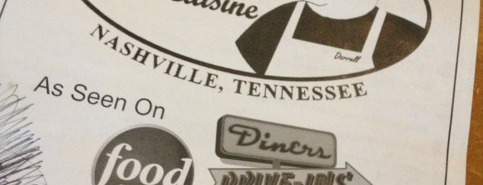 Bro's Cajun Cuisine is one of To Do: Nashville.