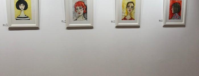 Terakki Sanat Galerisi is one of Art Gallery & Museum in Istanbul.