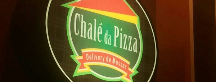 Chalé Da Pizza is one of The Best Food.