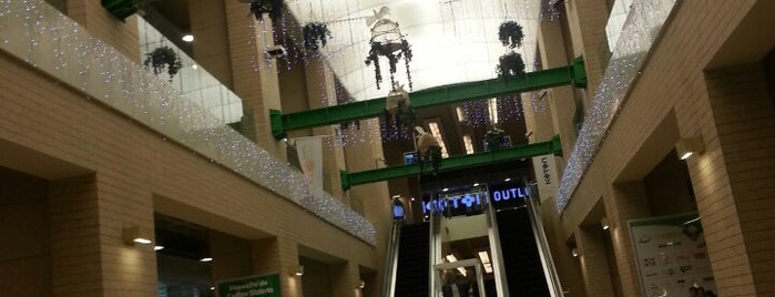 Deposite Outlet is one of shopping.