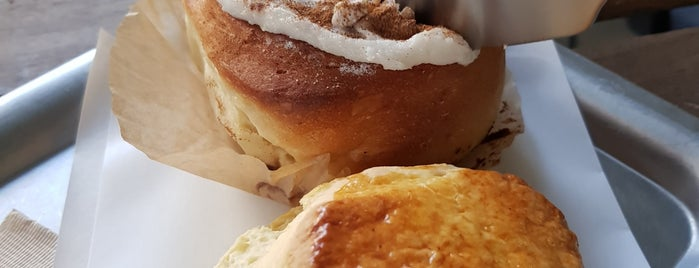 SF Bagels is one of The 15 Best Places for Organic Food in Seoul.