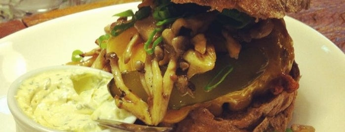 Big Kahuna Burger is one of Comer.
