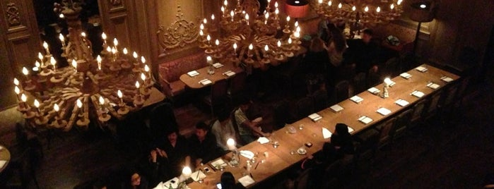 Buddakan is one of Great spots in NYC.