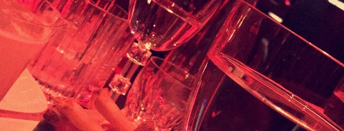 B BAR at the Baccarat Hotel is one of NYC Drink.