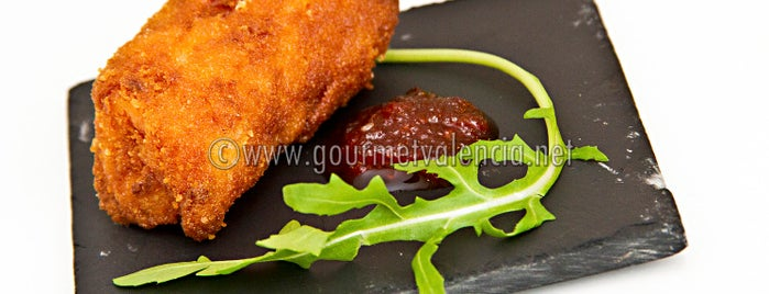 La Croqueteria is one of 1 VALENCIA CLIENTES POTENCIALES.