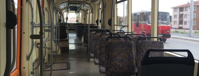 Eskişehir Batıkent - SSK Tramvay Hattı