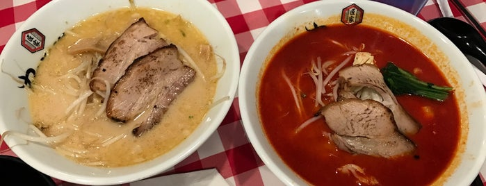 Ramen Shack Takumiya is one of LA's 16 Essential Ramen Shops.