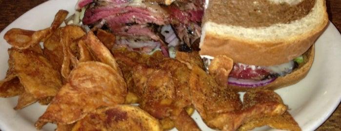 Mort's Delicatessen is one of Kentucky Derby food.
