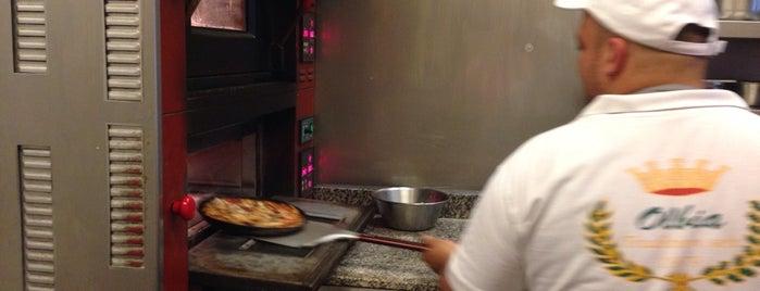 Pizzeria Olbia is one of Besser essen.