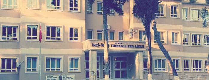 Buca Fen Lisesi is one of themaraton.