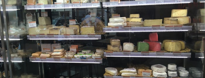 Fromagerie Danard is one of The 15 Best Places for Cheese in Paris.