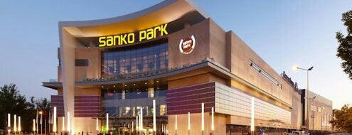 Sanko Park is one of ALIŞVERİŞ MERKEZLERİ / Shopping Center.