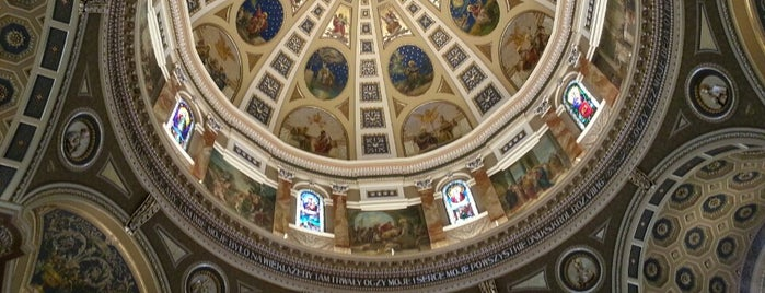 Basilica of St. Josaphat is one of Milwaukee's Best Spots!.