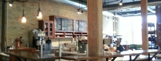 The Stone Creek Coffee Factory is one of Milwaukee's Best Spots!.