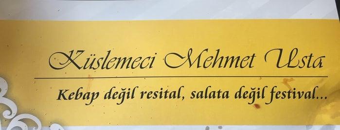 Küşlemeci Mehmet Usta is one of Yemek.