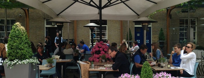 Manicomio Restaurant is one of London 🇬🇧.
