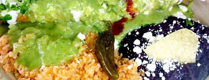 Serg's Mexican Kitchen is one of hawaii manoa.