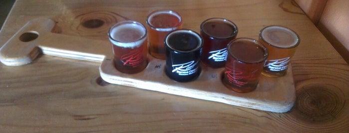 Riverport Brewery is one of WABL Passport.