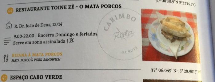 Café Brasil is one of Restaurantes.