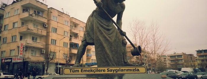 Salihli Kent Meydanı is one of themaraton.