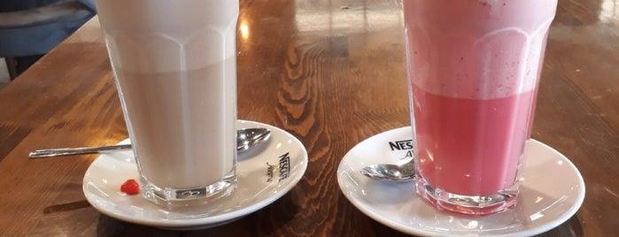 Cafe Mırra is one of Konya'da Café ve Yemek Keyfi.