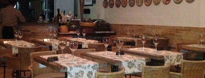 Dom Mani - Restaurante, Gelateria e Pizzaria is one of Associação dos Restaurantes da Boa Lembrança.