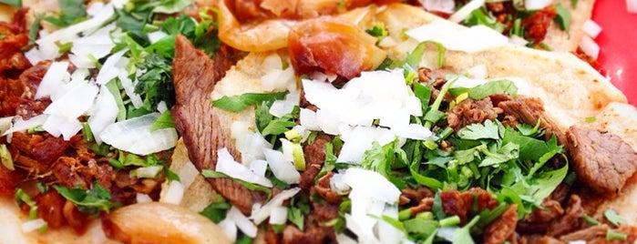 Taqueria El Rey Del Taco is one of Where to Eat Tacos in Atlanta.